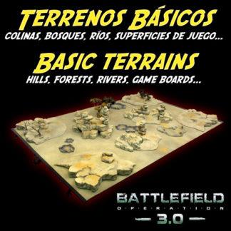 TERRENOS BÁSICOS / BASIC TERRAINS