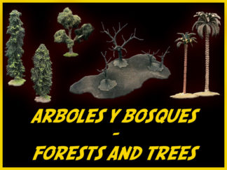 Árboles y Bosques / Trees and Forests