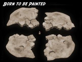 Modular Plateau - Wargame Scenery