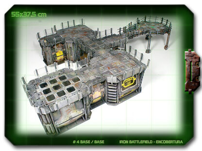 Base Space Hulk scenery