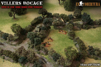 Viller-Bocage Flames of War Terrain