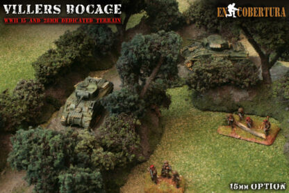 Viller-Bocage Flames of War Scenery