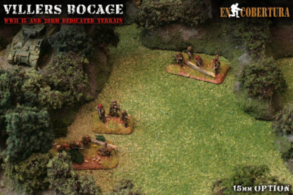 Viller-Bocage Flames of War infantry