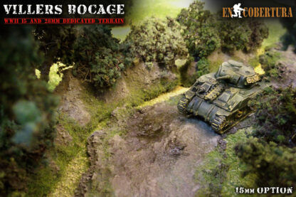 Villers-Bocage Flames of War Tiger