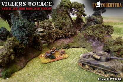Bocage 15mm Flames of War infantry