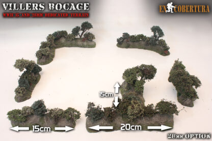 Bocage 28mm Bolt Action 1x kit