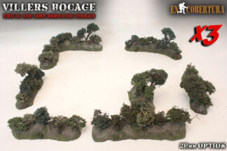 Bocage 28mm Bolt Action 3xkit