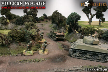 Flexible Lanes for 28mm and 35mm