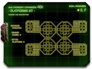 Platforms Infinity Scenery