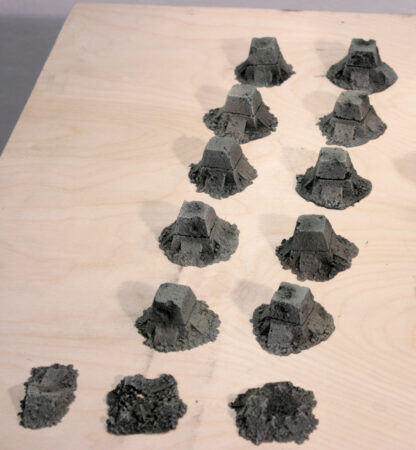 Tank Traps Warhammer 40.000 Scenery and Terrain