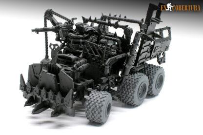 Ork trukk Extra front wheel