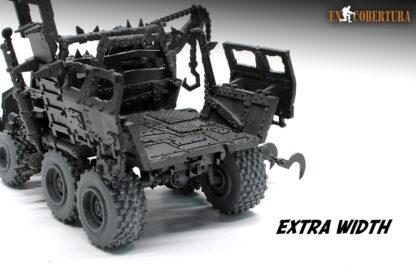Ork trukk Extra wheel