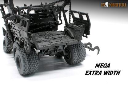 Ork trukk Mega Extra wheel