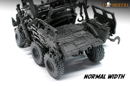 30mm normal wheel trukk