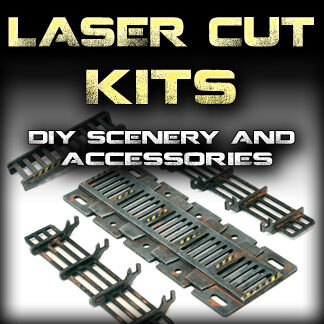 SCI-FI - Kits para montar / Do It Yourself Kits