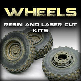 Ruedas / Wheels