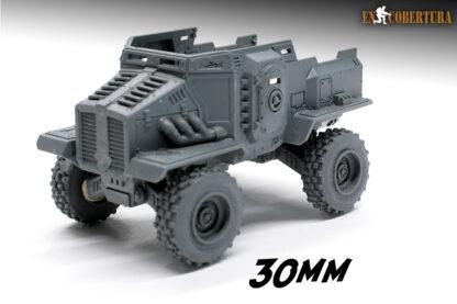 Taurox 30mm wheel