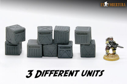 Stack of Crates terrain