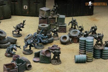 Dump wargame terrain