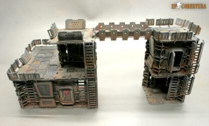 Iron Battlefield 2 Prototype