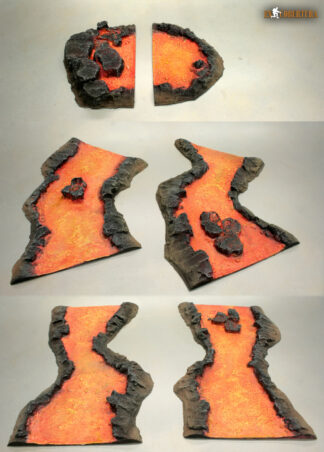 Lava River Masterpiece