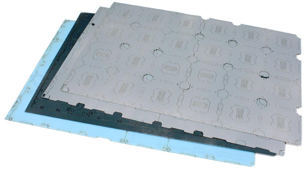 laser cut plastic