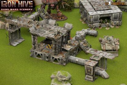 Star Wars Legion outpost