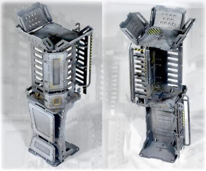 Star Wars Legion watchtower
