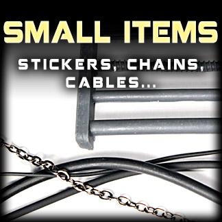 Small items / Piezas pequeños
