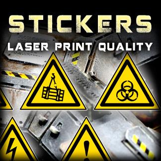Adhesivos decorativos / Decorative stickers